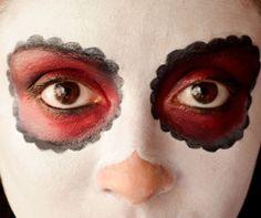 Tutorial, day of the dead, dia de los muertos, makeup, DIY, costume, sugar skull, Halloween