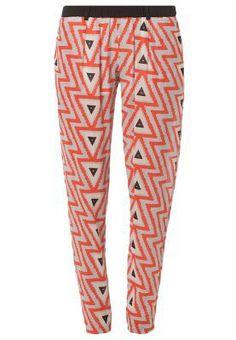 Orange, white & black, signature colours for Sass & Bide, love it!!!