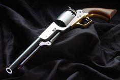 Civil War era style Colt revolver