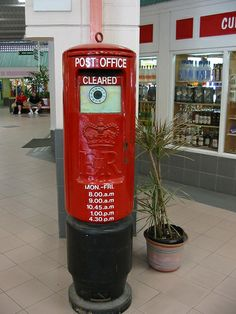 Inside the Barbados Cruise Terminal shopping mall. Barbados, Letter Boxes, Mail Boxes, Caribbean Food, Post Office, Beautiful Islands, Shopping Mall, Homeland, Offices
