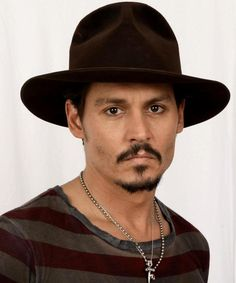 Johnny Depp. Greatest man on earth.