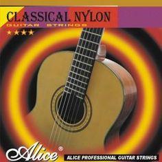 Ostatnio zacząłem grać w domu na gitarze i te struny do gitary klasycznej kupiłem #guitar
