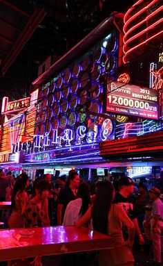 Soi Cowboy ~ Bangkok, Thailand