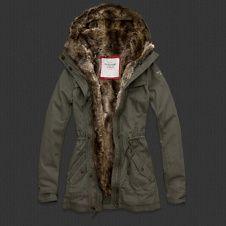 Abercrombie winter coat (310 euros)