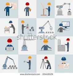 heavy equipment operator icon - Google Search