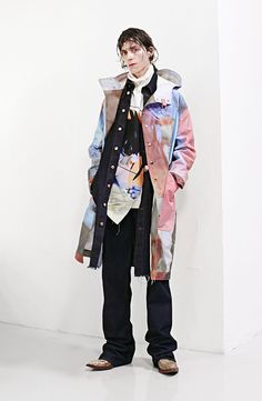 #londoncollectionsmen Jan 8-11 Photos->  Alex Mullins Fall/Winter 2016/2017 Collection  #lcm