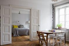 Post: Nos gustan las viviendas con decoración sencilla --> blog decoración nórdica, comedor salon, decoración con estilo, decoración sencilla, estilo nórdico escandinavo, habitación infantil, mobiliario funcional, muebles de diseño, muebles de ikea, piso sueco