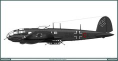 Heinkel He 111H-3 2./KG 100