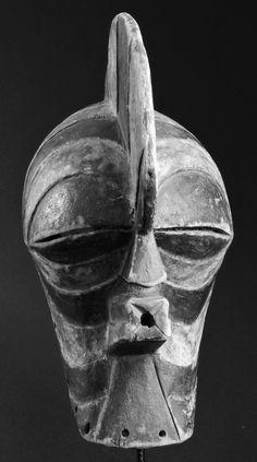 Masque Songye Mask Kifwebe African ART Africain Tribal Kongo Masker Maske   eBay