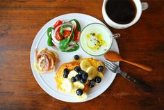 Breakfast. / EMPAPURA PLUS blog