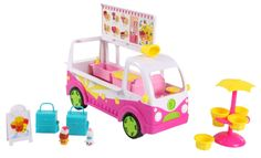 Shopkins S3 Scoops Ice Cream Truck @trendingtoystore.com