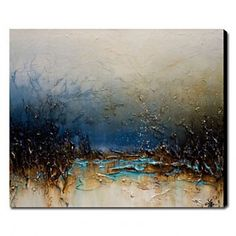 Hand-painted Oil Painting Abstract 1210-AB0019 - WallArtBox