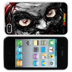 Iphone 4/4s Rage Zombies Fashion Design Hard Case Cover Skin Protector for Iphone 4 4s Iphone4 At