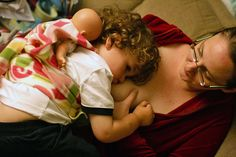 This website is my go-to for learning about tandem nursing, nursing while pregnant (or not), and just all around breastfeeding support. SO GREAT.