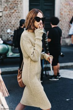 Stella McCartney gold knit dress. We all need this! But put the cigarette down, please! Enjoy RUSHWORLD boards, UNPREDICTABLE WOMEN HAUTE COUTURE, ART A QUIRKY SPOT TO FIND YOURSELF and STALKING YOUR ART DOPPELGANGER. Follow RUSHWORLD! We're on the hunt for everything you'll love! #StellaMcCartney #WhatToWear #UnpredictableWomenHauteCouture