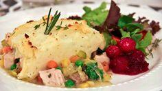 Thanksgiving Leftovers: Turkey Pot Pie
