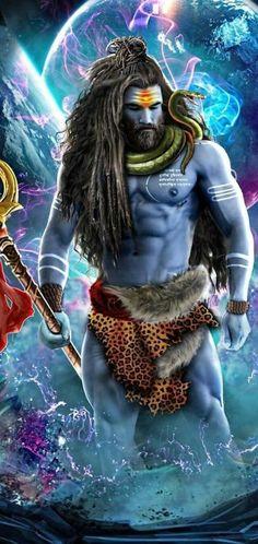 Lord Shiva: Legendary Badass