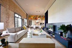 Casa Cor RS tem salas para diferentes gostos e personalidades; inspire-se
