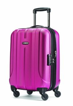 Samsonite Fiero HS Spinner 20 for only $108.80 You save: $151.20 (58%)