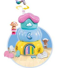 Cloudbabies Cloudyhouse Playset.