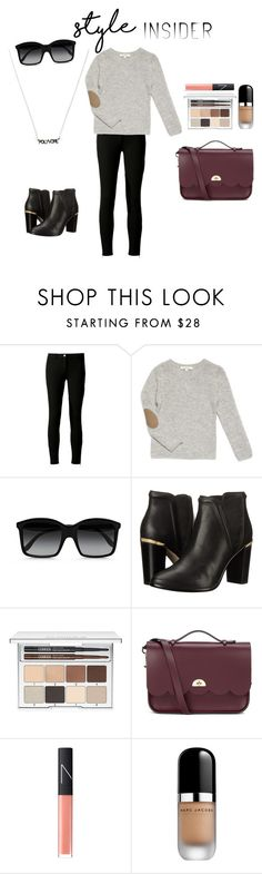 """#PVStyleInsiderContest"" by definingmyworld on Polyvore featuring Michael Kors, STELLA McCARTNEY, Ted Baker, Clinique, The Cambridge Satchel Company, NARS Cosmetics, Marc Jacobs, contestentry, styleinsider and PVStyleInsiderContest"