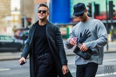 Street Style London Collections 2016
