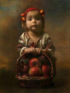 A study of the nature artist, illustrator, and author, Beatrix Potter. William Adolphe Bouguereau, Kids Around The World, We Are The World, Precious Children, Beautiful Children, Portrait Art, Portrait Photography, Rembrandt Portrait, Life Photography