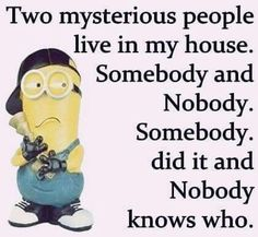 So true for my house.
