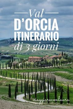 Val d'Orcia, itinerario di 3 giorni – Around Beautiful Places To Visit, Oh The Places You'll Go, Wonderful Places, Toulouse, Siena, Kyoto, Dublin, Toscana Italy, Picture Places