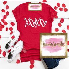 fb3d35a2 Valentines Shirt, XOXO T-Shirt, XOXO Shirt, Valentines Tshirt Women, Valentines  Day, Love Shirt, Self Love, Hugs and Kisses Shirt, Love Tees