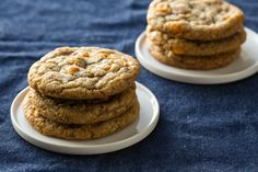 Pumpkin Spice Toffee Cookies Recipe