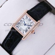 cartier rose gold... ahhh, HEAVEN!!!!  My favorite watch!!!