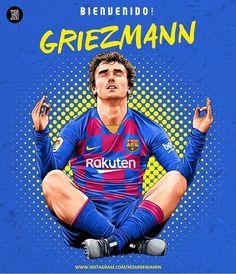 Fc Barcelona, Barcelona Players, Barcelona Football, Football Team Logos, Football Design, Football Art, Sport Football, Antoine Griezmann, Barca News