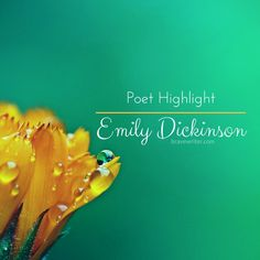 During the month of April we're highlighting Poetry Teatime in the Brave Writer Lifestyle, which makes this a fitting time to break out some Emily Dickinson along with the teapot!