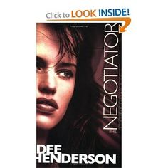 The Negotiator:  Christian Suspense, #1 of the O'Malley Series (loving it as long as I don't read it right before bed).  :)