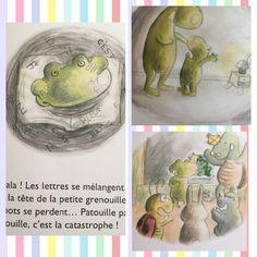 """""""Patouille""""  Dyslexie : un livre pour soulager les enfants qui en souffrent et expliquer aux autres"""