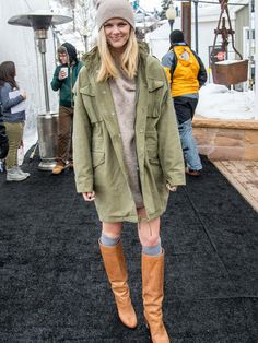 Comment s'habillent les filles stylées au Festival Sundance ?