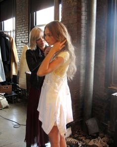 babydoll layers.. what I loved from the '90s (toned down Courtney Love style)