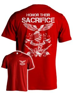 RED Friday Shirt. Thank you to all of you fine men and women who are Serving and fighting for my freedom. ~@guntotingkafir GOD BLESS OUR VETS, GOD BLESS OUR TROOPS AND GOD BLESS AMERICA!!!