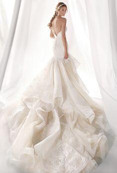 b4e75d306f4f7 Courtesy of Nicole Spose wedding dresses; www.nicolespose.it/en Amazing  Wedding