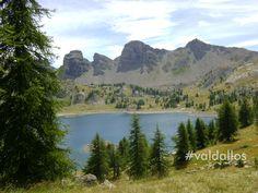 le plus grand lac naturel d'altitude d'Europe www.valdallos.com