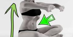 Un semplice esercizio per avere un ventre piatto | Rimedio Naturale