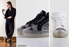 Sneakers Cartina