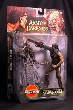 Archive of officially licensed and unlicensed Evil Dead trilogy and Ash vs Evil Dead figures produced by various figure companies over the years. Evil Dead Movies, Horror Action Figures, Toy Corner, Horror Merch, Weird Toys, Model Hobbies, Geek Gadgets, Anime Toys, Cultura Pop