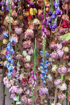 Rebecca Louise Law Exhibit, RHS Chelsea Flower Show 2013