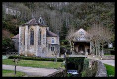 Sanctuaire Notre Dame de Livron, Caylus, Tarn-et-Garonne. Aude
