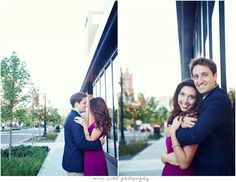 Another shot of Natalie and Matt in dc!  Makeup And Hair by Larissa