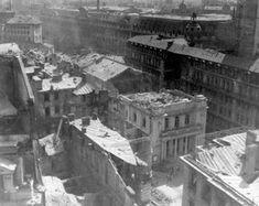 bucharest bombing romania world war 2 bombardamente bucuresti 1944 Bucharest Romania, British American, Rare Photos, World War, Past, Pictures, Memories, Cousins, Bucharest