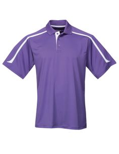Men's Ultra Cool Golf Shirt (100% Polyester).  Tri mountain 174