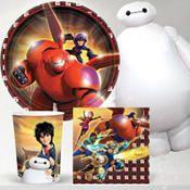 Big Hero 6 Party Supplies